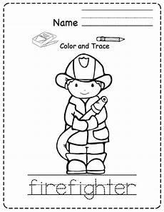 toddler community helpers preschool printables