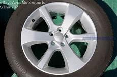 2014 subaru outback oem 17 quot factory wheels tires p225