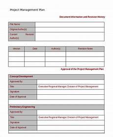 18 simple project management templates word pdf docs free premium templates