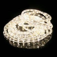 led lichtschlauch lichterschlauch 8m warm wei 223 leiste set