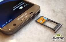 rebooting no longer required when you sim cards on s7