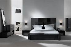 modern black and white bedroom design ideas interior design