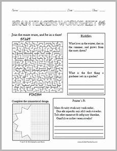 science riddle worksheets 12380 click here to print for more of our free puzzles and brain teasers click here