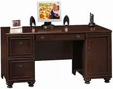 Schreibtisch Dunkles Holz - solid wood home office desks home office midcentury with