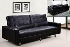 amici di letto megavideo mega divano letto contenitore reclinabile ecopelle nero