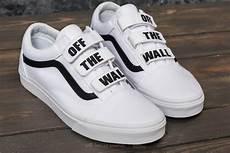 lyst vans skool v the wall true white for