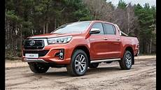 2019 Toyota Hilux Invincible X Limited Edition