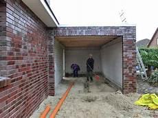 wir bauen unser traumhaus garage 7 tag 15 11 2014