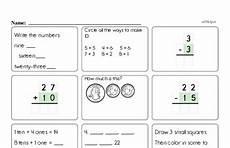 free second grade assessment pdf worksheets edhelper com