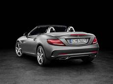2017 mercedes slc brings a new and turbo d v6