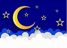 Gambar Kartun Matahari Bulan Dan Bintang Gambar Viral Hd