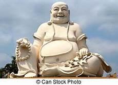 Bonzai Baum Dicker Buddha Statue Gl 252 Cklich Breit
