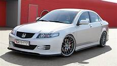 Front Splitter Honda Accord Vii Type S Textured Our