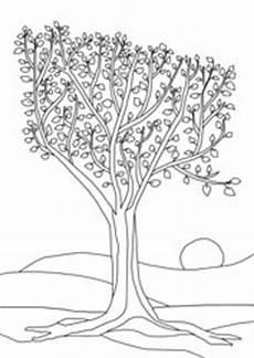 Malvorlagen Herbst Baum Ausmalbilder Herbst Basteln Gestalten
