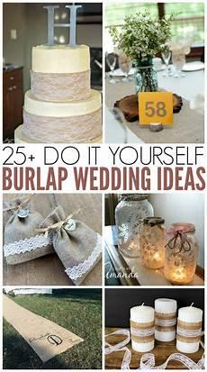 burlap wedding ideas perfect for rustic weddings the