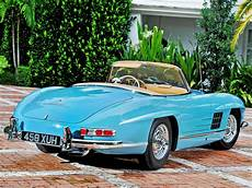 Mercedes 300 Sl Roadster W198 1957 1958 1959