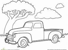 coloring pages for vehicles 16432 color a car classic truck truck coloring pages classic truck cars coloring pages