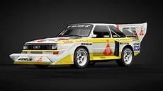 Audi Quattro S1 Rally Car Inspired Granturismo