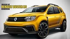 Of The 2018 Renault Duster Rs Rendering Srk