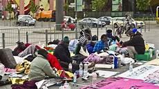 Fl 252 Chtlinge Im Hungerstreik R 228 Umung Am Oranienplatz
