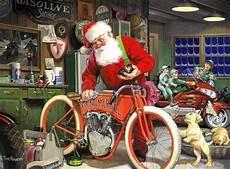 weihnachtsmann auf motorrad gif 17 best images about by tom newsom on at