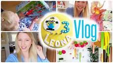 Vlog 3 Geburtstag Minion Torte Geschenke