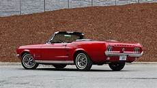 1967 Ford Mustang Convertible T170 Monterey 2013