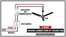 how to install ceiling fan