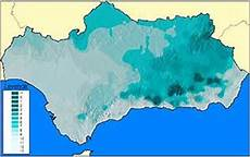 Climate Of Andalusia