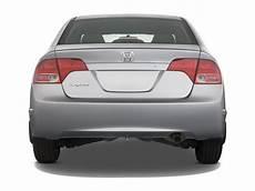 image 2008 honda civic sedan 4 door man dx rear exterior