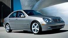 2004 mercedes c class specifications car specs auto123