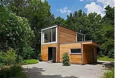 Haus Aus Container Selber Bauen Aussen Gestalten Haus
