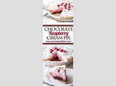 dark chocolate cream pie_image
