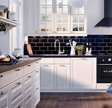 Black Backsplash Kitchen Bold Black Subway Kitchen Backsplash Modern Kitchen