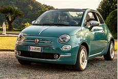 Fiat Goes Retro With 500 Anniversario Special Edition