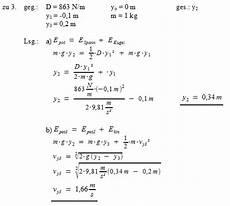 s physikseite physikaufgaben mit l 246 sungen
