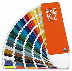ral k7 classic colour swatch