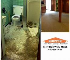 Bathroom Toilet Backup by Sewage Cleanup Sewer Toilet Overflow Servpro Of Perry