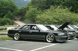 The Things We Like Four Door Toyotas And Drifting  FR SEDAN