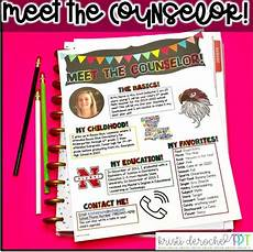 worksheets for elementary students 20289 meet the counselor newsletter editable elementary counseling classroom newsletter meet the