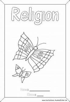 Malvorlagen Religion Grundschule Religion Deckblatt Religion Unterricht