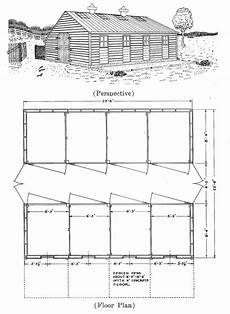 farrowing house plans plans for hog houses small farmer s journal