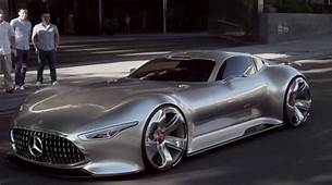 How The AMG Vision Gran Turismo Concept Came To Be