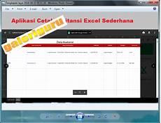 cetak kwitansi format excel sederhana dan simple otomatis terbaru perangkat administrasi guru