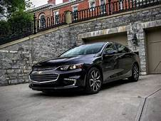 2016 Chevrolet Malibu Review Better In Every Measurable Way
