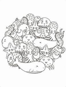 mandala de animales marinos posterlounge es