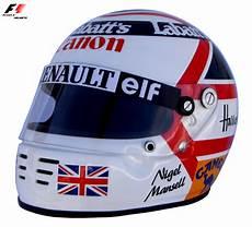 f1 helmets net nigel mansell 1992 helmet formula 1