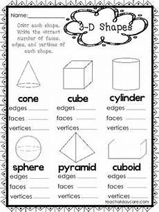 shapes worksheet grade 3 1125 10 2 d and 3 d shapes worksheets preschool 1st grade math worksheets