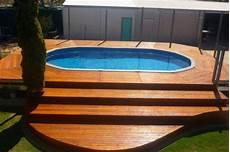 le piscine hors sol en bois 50 mod 232 les archzine fr