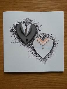 Handmade Wedding Card From Lotta 180 S Paper Piecing
